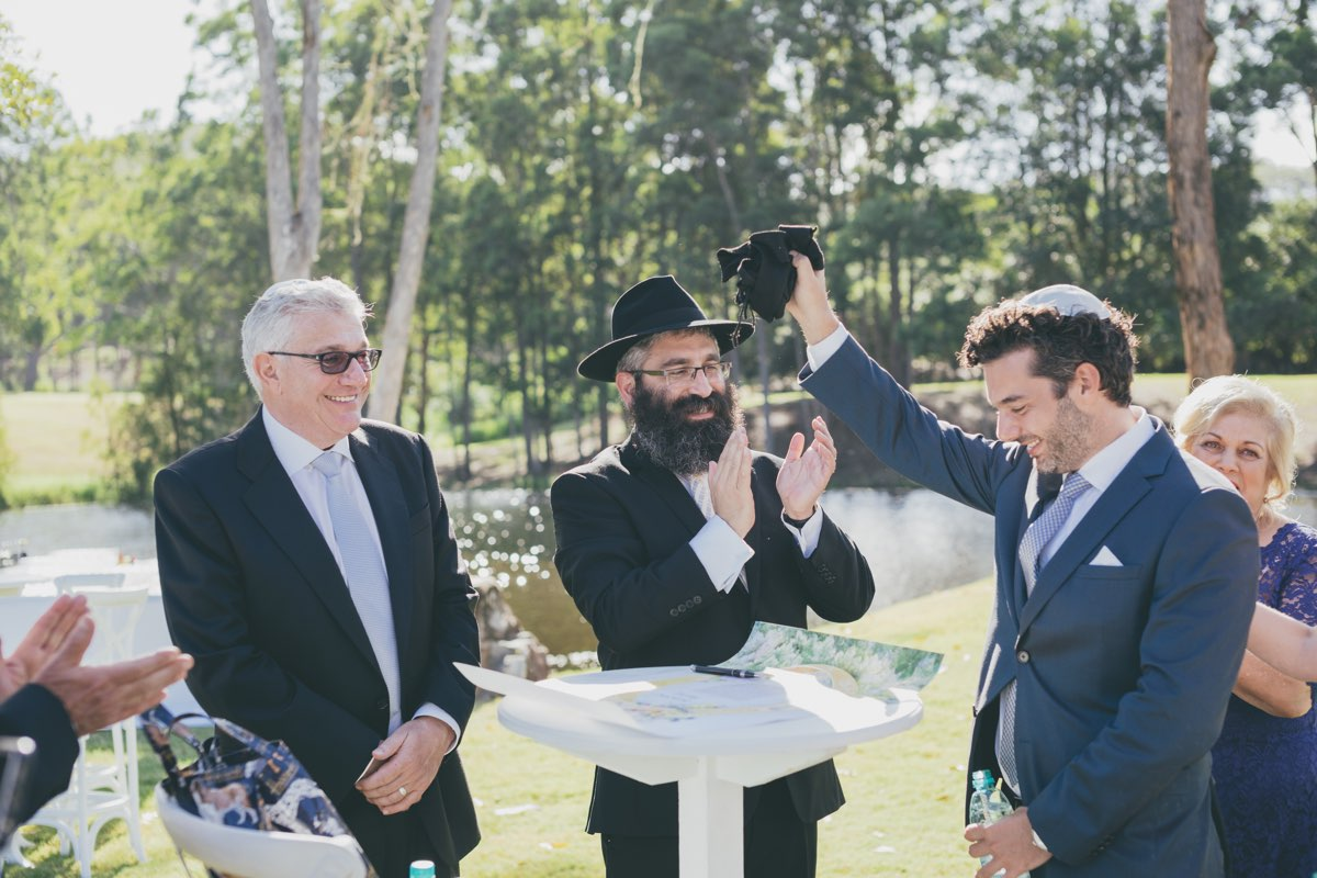 Sunshine Coast Jewish Wedding 0035